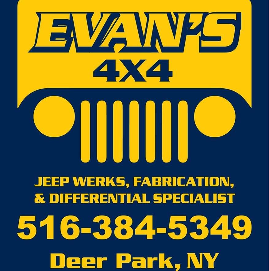 Evan's 4x4